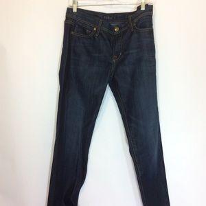 Fidelity Stevie sz 29 dark wash mid rise jeansNWOT